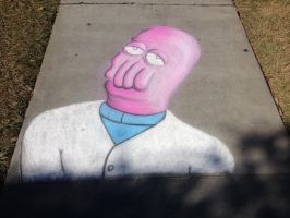 Why Not Zoidberg?(day) by Chalkarts
