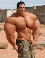 Extreme Muscle Cristiano by UnitedbigMuscle