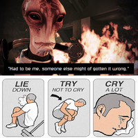 Mordin- Try not to Cry by tewbacca