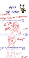 I did a Meme... by EmilyxPeppy