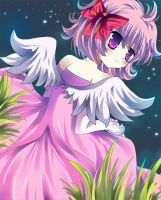 Pink Daisy by miacis83