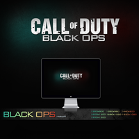 BLACK OPS by makoy00