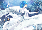Winter Phyrnna by wickedalucard