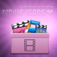 Movie Box Icon by tuyagure456