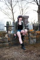 Carry On [Fem!Dean Winchester] by BlueWingXIII