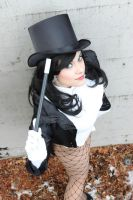 How do you do? - Zatanna by SilverShadeCosplay