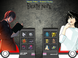 Death Note - Pokemon Trainer Crossover Frenzy by Sturm1212