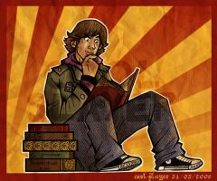 Sam Winchester by cool-slayer