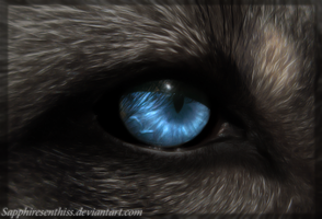 Eye Of Mahigun The She-Werewolf by Sapphiresenthiss