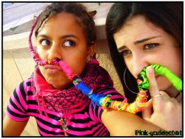 Moustaches babassiennes by pink-underc0at