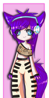 Music kemonomimi Auction :closed: by Koiremains