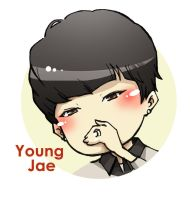 Young Jae by HosomiAme