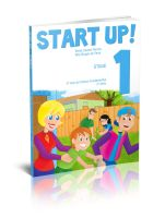 Capa Start Up - Stage 1 by BSilustracoes