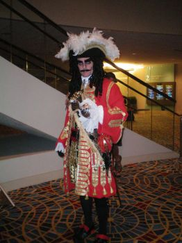 Captain Hook by IAmMyOwnEvilTwin