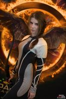 Katniss Everdeen- if we burn, you burn with us! by Anastasya01