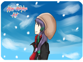 .:: Happy Holidays + RP Starter ::. by Ask-Zira