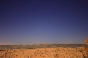 Night Desert 2 by PaulEnsane