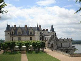 chateau d'Amboise by glaerkasterin