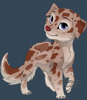 Dog adopt 02 OPEN OTA by TranquilityBlue