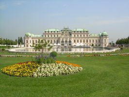 Hofburg Imperial Palace by jesussuperstar