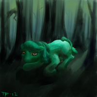 Forest by JulepPony