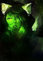 Homestuck: The Witch by mnieva