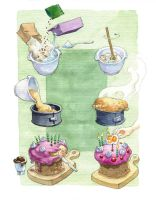 Birthdaycard by CharlotteHintzmann