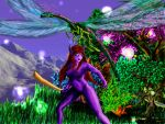 otherworld by dracontologe