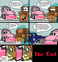 Mater's First Labor Experience ending by Elchupacabra51