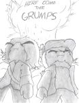 Here Come the Grumps by Renthes