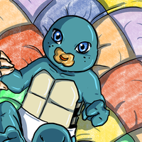 Baby Mikey by KameBoxer