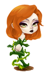 Poison Ivy Chibi by No-Named