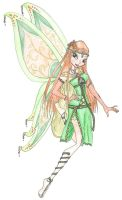 request :winx oc : Laura by The-Angel-Of-Light