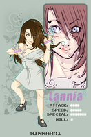 WINNAR ID by lannia