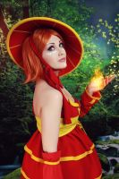 DotA 2 - Lina by Katy-Angel