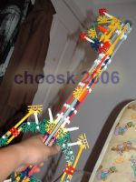 K'nex Keyblade by choosk