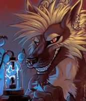 Spark Gap by kattything