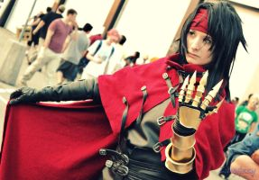 Vincent Valentine by Rinny09