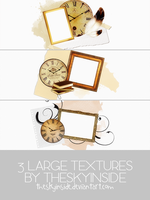 Texture Set 3 by theskyinside