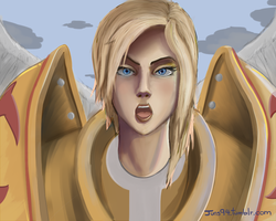 Kayle by Juns94