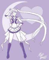 08.Waifu Sailor Moon by SaBasse