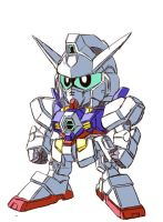 SD GUNDAM AGE by srw13