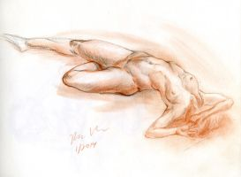 FigureDrawing - The Female Figure by hakepe