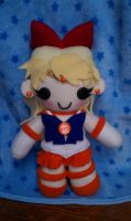 Sailor Venus by TiffyyyCuppyCake