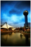 Sunsphere - HDR by MrArtsy