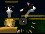 Cinderfurs journey  prologue -001 by woonwa