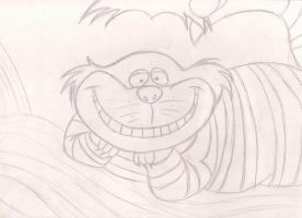 Cheshire The Cat by AnimeCouples1992