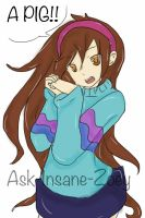 Mabel pines by Ask-Insane-Zoey