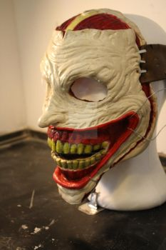 Joker Mask : Death of the Family by StudioLaboratorio51