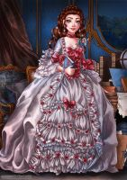 Rococo mashup by HollyBell